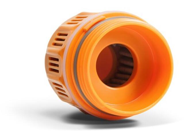 Grayl Ultralight Compact Replacement Cartridge orange